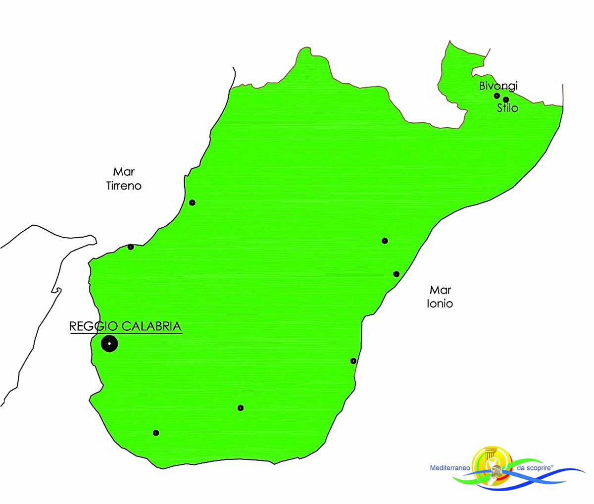 Mediterraneo da scoprire-Stilo e cascate del Marmarico