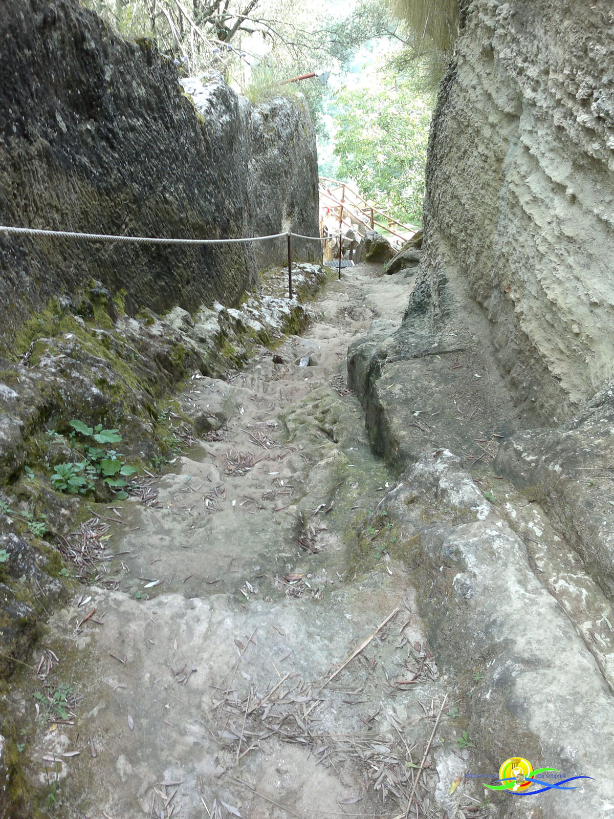 Mediterraneo da scoprire, Le grotte di Zungri