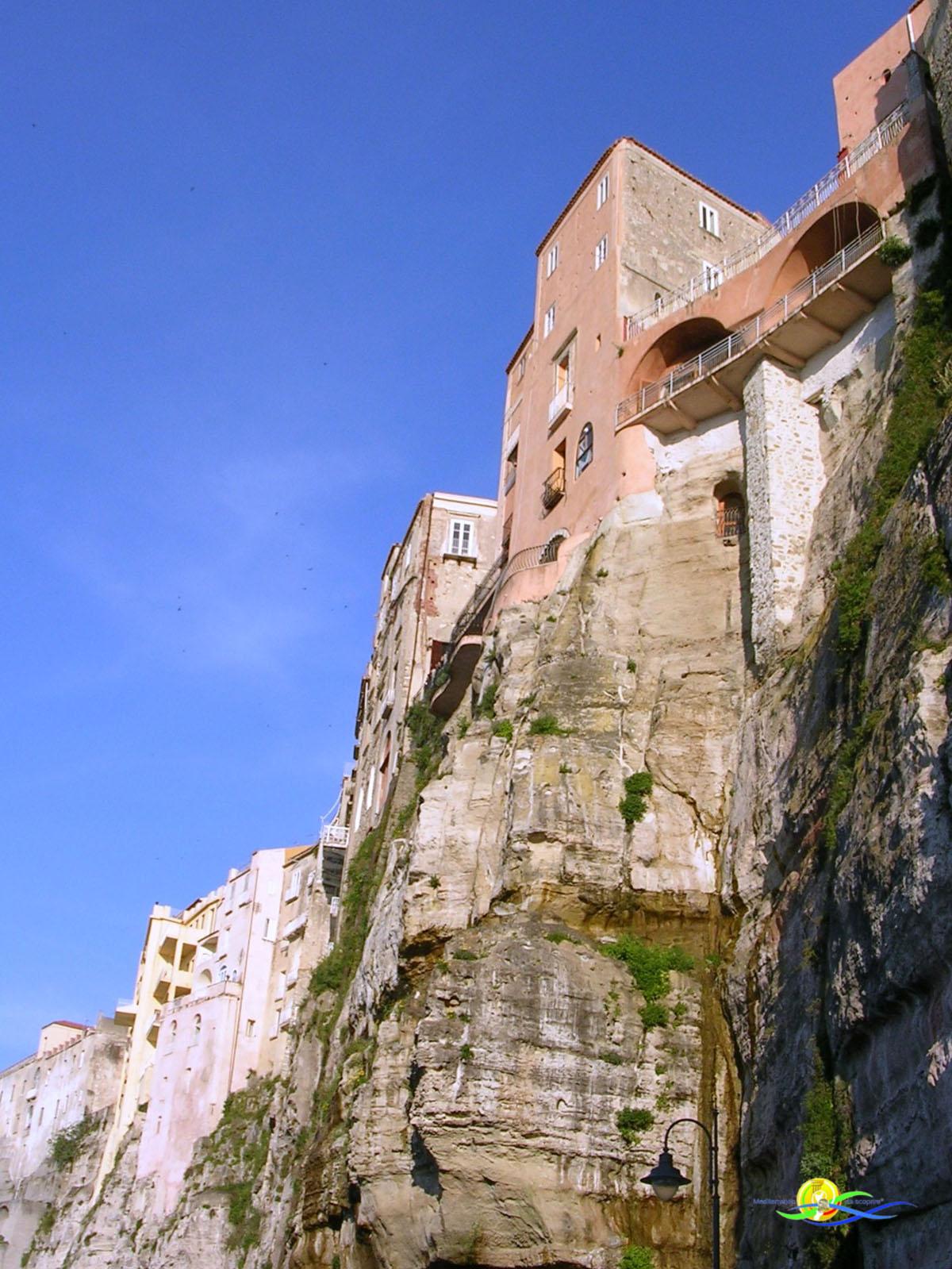 Mediterraneo da scoprire, Tropea-centro storico