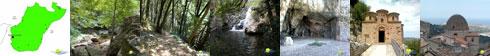 mediterraneo da scoprire Tropea-Stilo e le cascate del Marmarico